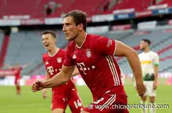 Leon Goretzka brilla en el Bayern Múnich tras pausa por la Covid-19 - En Español - Hoy Chicago