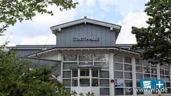 Kreuztal: Jetzt geht es los in der Stadthalle - Westfalenpost