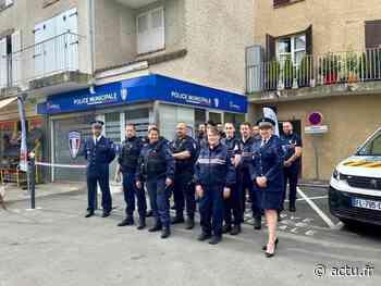 Val-d'Oise. Herblay-sur-Seine : la police municipale s'installe place de la Halle - actu.fr