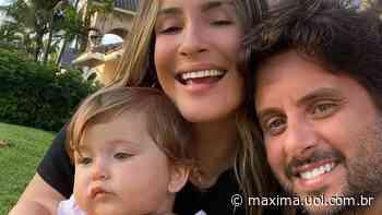 """Apaixonados! Marcio Pedreira, marido de Claudia Leitte, se declara à cantora e encanta: """"Meu Orgulho!"""" - Máxima"""