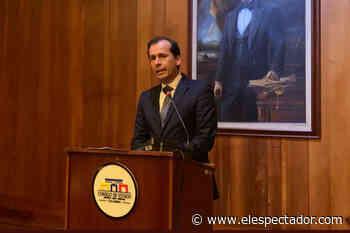José Roberto Sáchica, peso pesado del derecho, nuevo magistrado del Consejo de Estado - ElEspectador.com