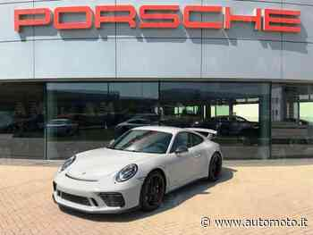 Vendo Porsche 911 Coupé 4.0 GT3 nuova a Altavilla Vicentina, Vicenza (codice 6047356) - Automoto.it - Automoto.it