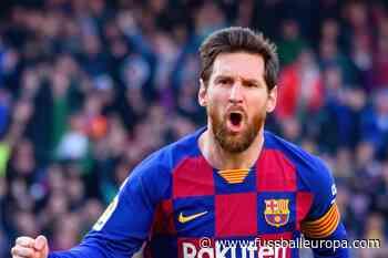 Lionel Messi: Was hinter seinem Leganes-Jubel steckt - Fussball Europa