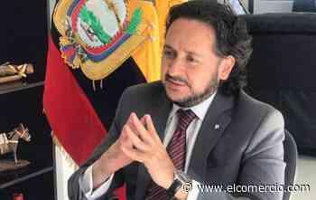 Andrés Michelena: capacidad para transacciones de comercio electrónico creció en 400% en Ecuador - El Comercio (Ecuador)