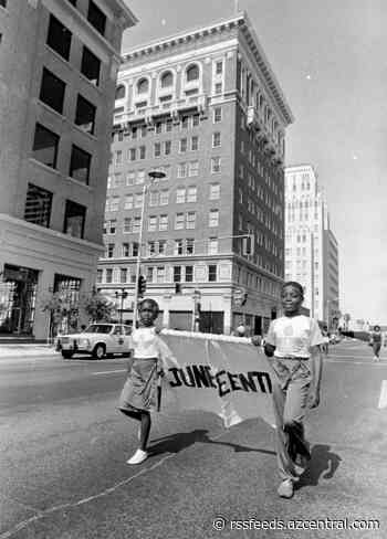 Juneteenth in Phoenix through the years