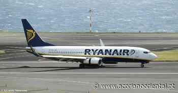 Tripulantes de cabine da Ryanair em Ponta Delgada com contratos suspensos - Açoriano Oriental