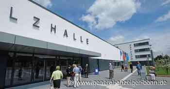 Halle am Rathaus Meckenheim: Vermarkter der Jungholzhalle gibt Verantwortung an Stadt ab - General-Anzeiger