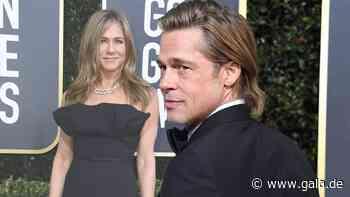 Jennifer Aniston + Brad Pitt: Erneuter Bruch - Gala.de