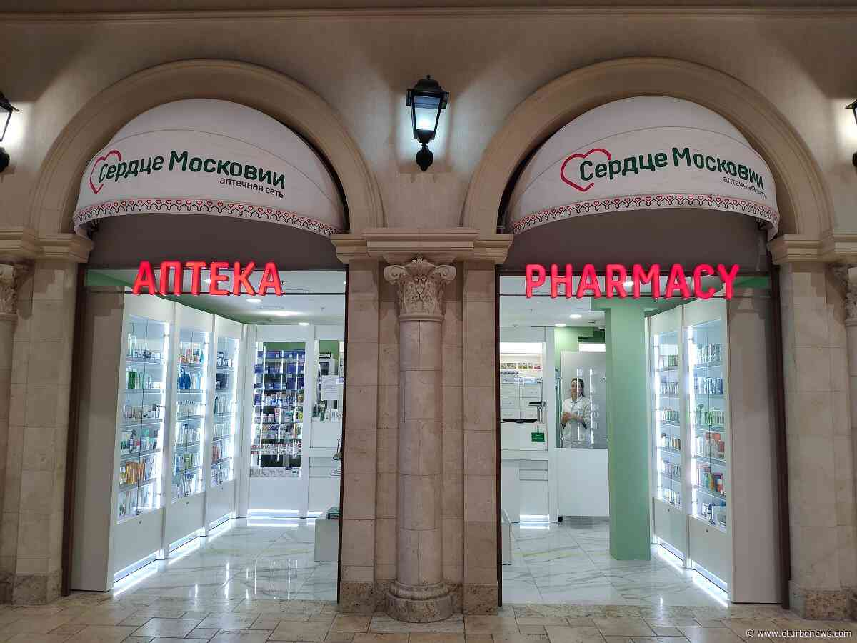 New pharmacy opens at Moscow Domodedovo Airport - eTurboNews   Trends   Travel News
