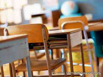 Enrolment continues to fall, but school consolidation not an option for Lambton Kent board - Sarnia and Lambton County This Week