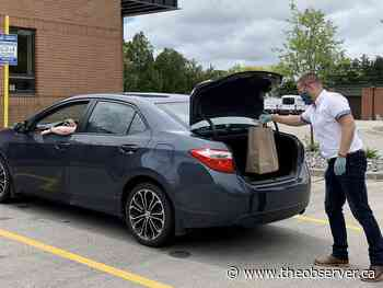 Lambton libraries' curbside pickup going 'really well' - Sarnia Observer