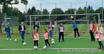 """""""Girls Kick"""": Fußball-Camps für Mädchen in Nidda, Düdelsheim und Gambach - Kreis-Anzeiger"""
