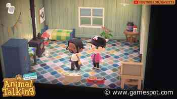 Danny Trejo's Animal Crossing Island Tour Video Is An Absolute Delight - GameSpot