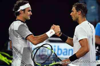 Borg und Nadal besser als Roger Federer in einer Slam-Statistik - Tennis World DE