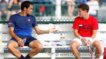 Schwartzman: 'Ich behandle Roger Federer wie meinen besten Freund' - Tennis World DE