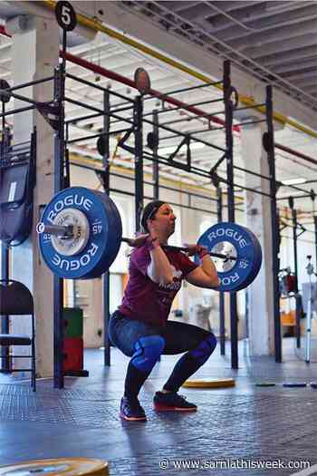 Prevost becoming one of the world's best CrossFit athletes - Sarnia and Lambton County This Week
