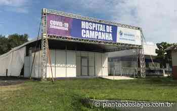 Prefeitura de Rio Bonito anuncia que não vai inaugurar hospital de campanha - Plantão dos Lagos