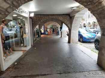 Jura. À Lons-le-Saunier des commerçants lancent une pétition contre les incivilités des sans-abri - actu.fr