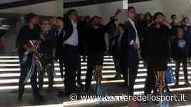 Napoli, Gattuso show ad Afragola. Festa e cori con i tifosi - Corriere dello Sport
