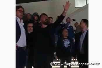 """VIDEO - Gattuso ai tifosi azzurri all'arrivo ad Afragola: """"Cantatemi un giorno all'improvviso"""" - Napoli Magazine"""