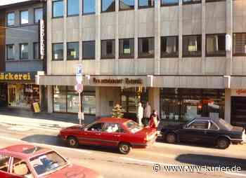 Commerzbank in Bad Marienberg wird 50 - Eröffnung am 23. Juni 1970 - WW-Kurier - Internetzeitung für den Westerwaldkreis