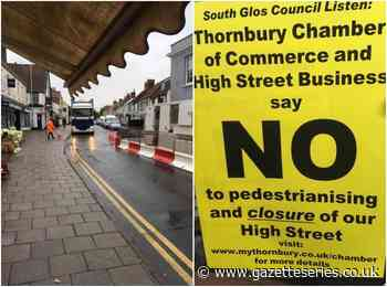 Council insist high street closure provides 'real opportunity' for Thornbury - South Cotswolds Gazette