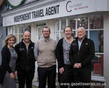 Thornbury travel agent named one of the best in Britain - South Cotswolds Gazette