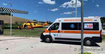 Porto Recanati, cade in casa e resta a terra: anziana trasportata a Torrette in gravi condizioni - Picchio News