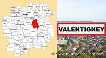 Fermeture ponctuelle de la RD 437 à Valentigney suite à éboulement - ToutMontbeliard.com