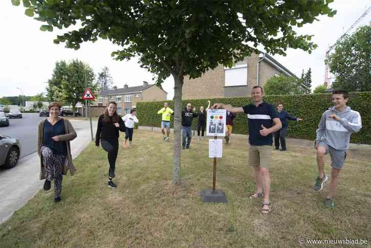 Fit-o-meter brengt bewoners deze zomer aan het bewegen