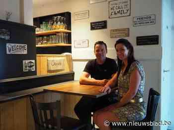 """Mieke en Wesley heropenen 't Sparrenhof: """"Als klant droomde ik er al van om deze zaak over te nemen"""""""
