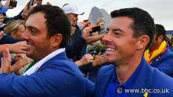 Rory McIlroy: 'Players who care about their careers should be here'