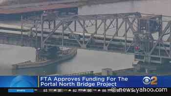 FTA Approves Funding For Portal North Bridge Project - Yahoo News