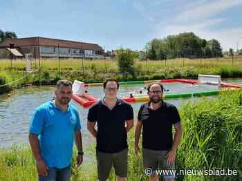 Vijver Vaubanpark wordt openluchtzwembad