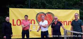 Verein Lok Blankenburg von Lotto-Toto unterstützt - Volksstimme
