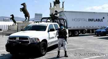 Instalarán en estado de Chihuahua 12 cuarteles de Guardia Nacional - Puente Libre La Noticia Digital