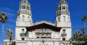Hearst Castle in 'holding pattern' for reopening - KSBY San Luis Obispo News