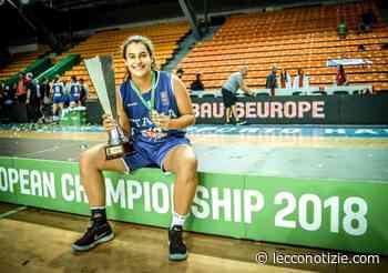 Basket femminile. Silvia Colognesi, nuova avventura a Carugate - Lecco Notizie