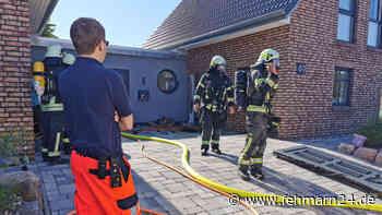 Heiligenhafen: Feuerwehr rückt zum Wohnhausbrand aus | Heiligenhafen - fehmarn24