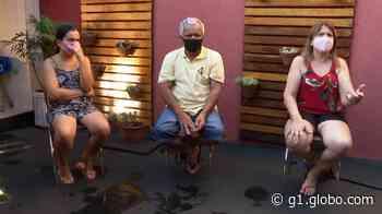 Pai, mãe e filha se recuperam do coronavírus e comemoram em Guariba, SP: 'Alívio por estar vivo' - G1