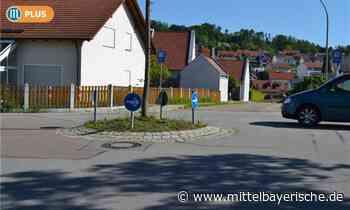 Ein richtiger Kreisverkehr in Regenstauf - Landkreis Regensburg - Nachrichten - Mittelbayerische