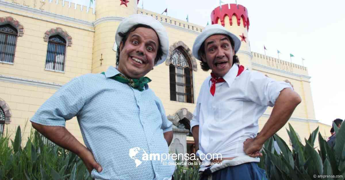 Juan Vainas y Chibolo deleitarán al público con espectáculo virtual - amprensa.com