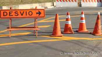 Trecho da Rua Duque de Caxias será interditado nesta sexta - ACidade ON