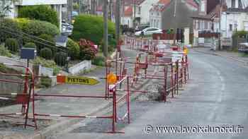 À Beuvry, la rue Mozart en travaux jusqu'à fin août - La Voix du Nord