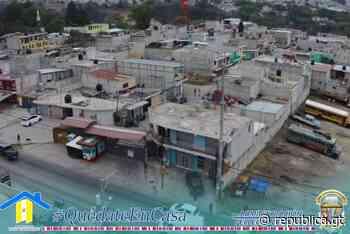 Retiran cordón sanitario en Monte Carmelo, San Juan Sacatepéquez - republica.gt