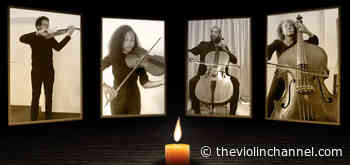 NEW TO YOUTUBE | Chineke! Chamber Ensemble - 'Deep River' #BlackLivesMatter [2020] - The Violin Channel