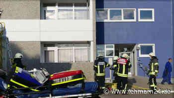Vollalarm: Feuerwehr löscht Brand im Ferienzentrum - fehmarn24.de