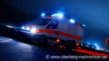 Unfall im Einmündungsbereich – Fahrer schwerverletzt - Oberberg Nachrichten | Am Puls der Heimat.