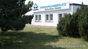 Vorbereitungen für Flugzeugverwertungszentrum in Rothenburg - Radio Lausitz
