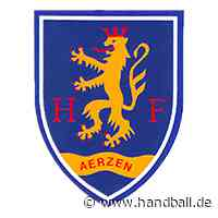 "HF Aerzen T-Shirt ""Handball HERO"" + 10 Euro Spende - Handball.de"